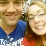 Dustin and Rachel Lampe