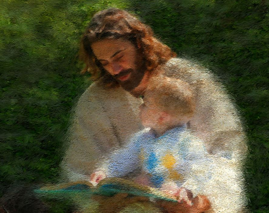 Bible Stories by Greg Olsen (used with permission)