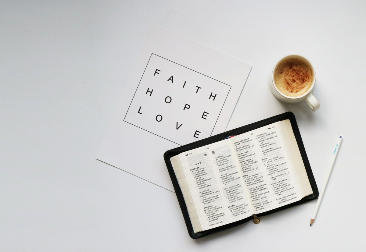 Faith + Hope + Love = Healthy Church